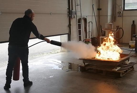 corso antincendio lesmo